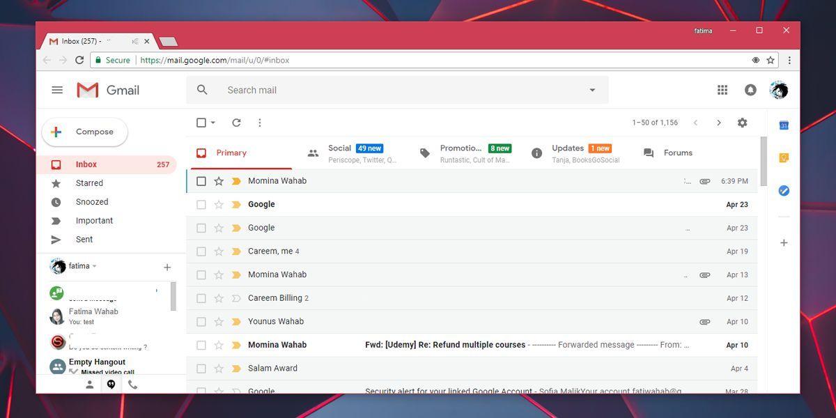 O gmail que conhece vai acabar nova verso chega em julho a stopboris Gallery